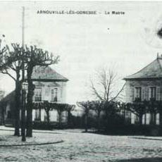 Mairie en 1910