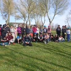 ECA - Journée jeunes 2018 - Les petits cyclistes