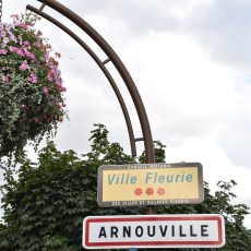 Label 3 Fleurs Arnouville