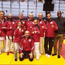 AKA - groupe vétérans - championnats d'IDF
